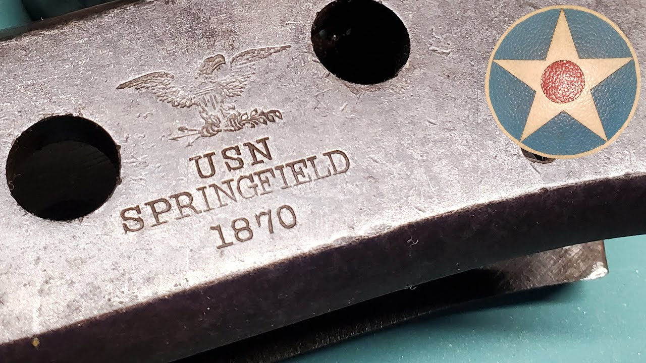 1870 Navy Rolling Block Barrel Action - History & Whats Next. Old Gunsmith's New Project Rifle.