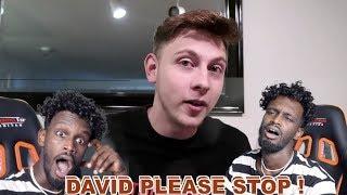 DEAR DAVID SPOMER....MY RESPONSE