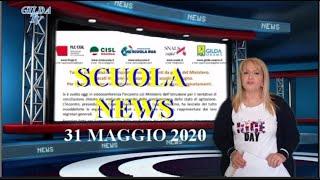 SCUOLA NEWS 31 MAGGIO 2020