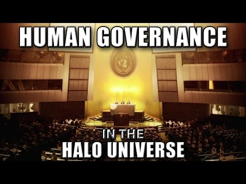 Human Governance in the Halo Universe