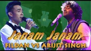 Download Video FILDAN VS ARIJIT SINGH -- JANAM JANAM -- Siapa lebih menyentuh hati? (lirik dan terjemahan) MP3 3GP MP4