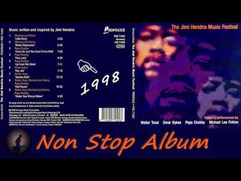 The Jimi Hendrix Music Festival 1998 [Non Stop Album] (Kostas A~171)