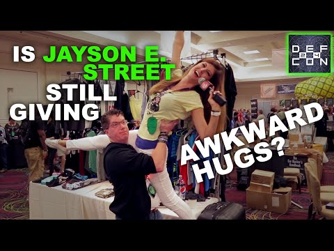 DEF CON 24 ▶︎ Jayson E. Street's Life As A Traveling Penetration Tester