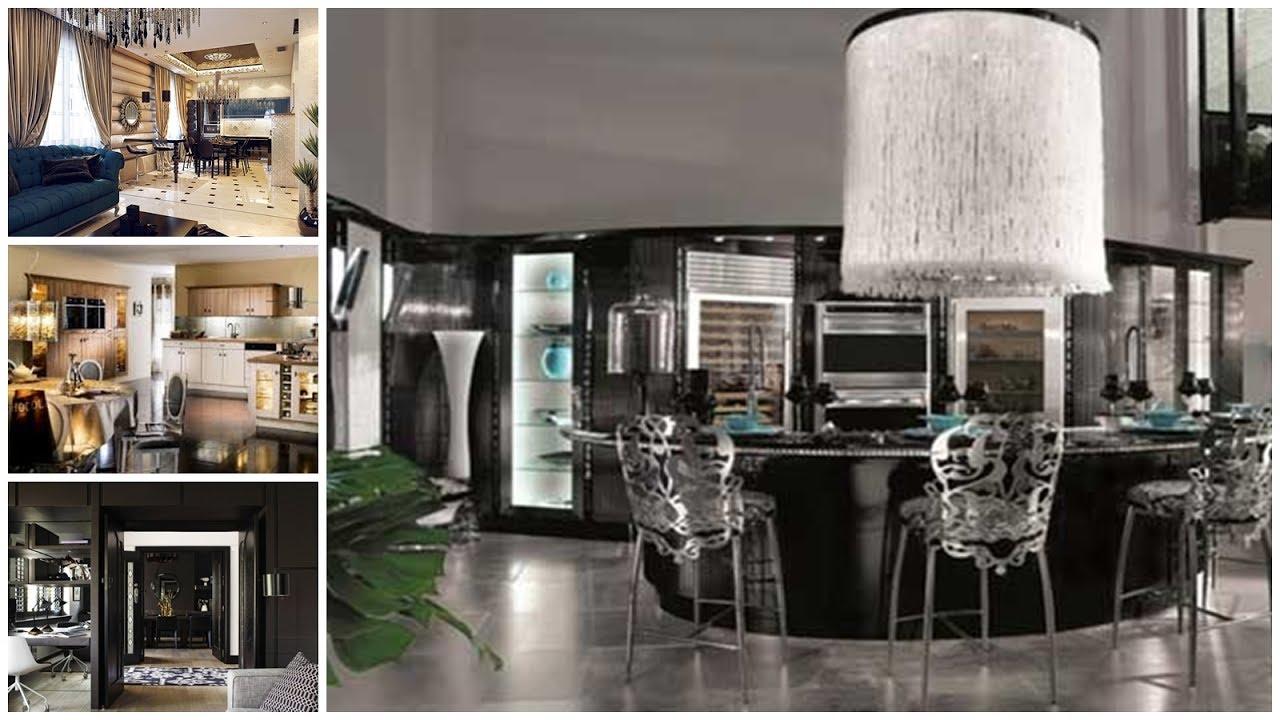Art Deco Kitchen Interior Design Ideas