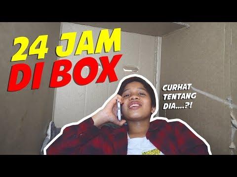 CHALLENGE 24 JAM DI DALAM BOX, FATEH CURHAT KETEMU