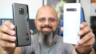 Huawei Mate 20 Pro Vs Samsung Galaxy S10 Plus Which One  S Better Do You Think A Comparison Review