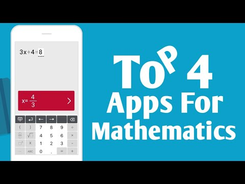Top 4 Apps For Mathematics Problems   Solve Equations By Camera - So ...