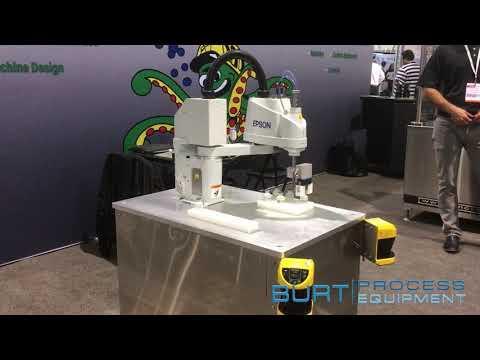 Burt Process Equipment BioMed Device Show Boston 2019