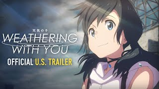 Weathering With You [Official Subtitled U.S. Trailer, GKIDS] - January 15
