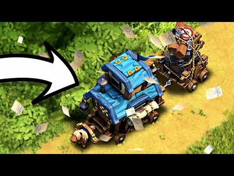 A NEW CARAVAN HAS BEEN SIGHTED! ✅ - CLAN GAMES ARE UPON US! - Clash Of Clans