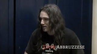 Dave Abbruzzese (Drummer) - Interview 1 / 3 - Pearl Jam .