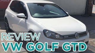 Review Of A Volkswagen Golf GTD