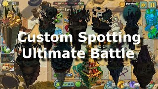 Custom Spotting Out Every World's Tunes(Ultimate Battle)
