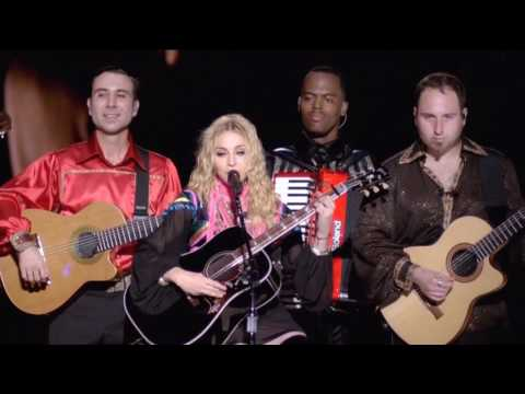 Madonna - You Must Love Me [Sticky & Sweet Tour] HD