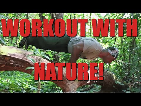 Workout In The Jungle!