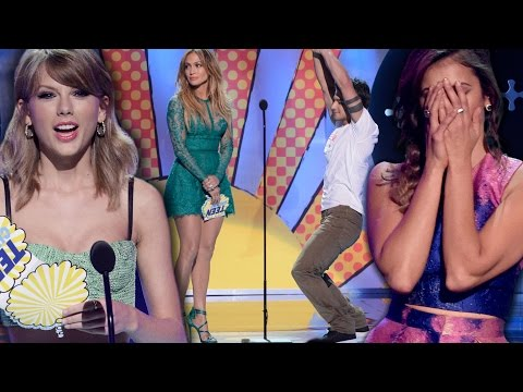 8 Highlights from Teen Choice Awards 2014 - 5SOS, Tyler Posey, Taylor Swift