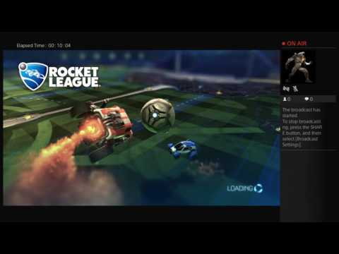 Rocket League l Ep 1 l Ask to trade