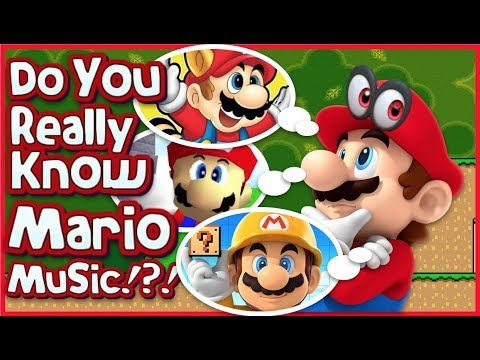 🍄So YOU Think YOU Know Mario Music?🍄- CAN YOU GUESS THEM!?!