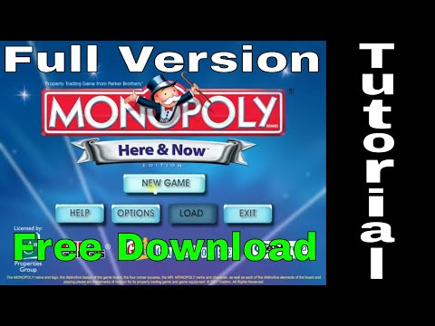 How To Download Monopoly Here And Now Full Version No Trial