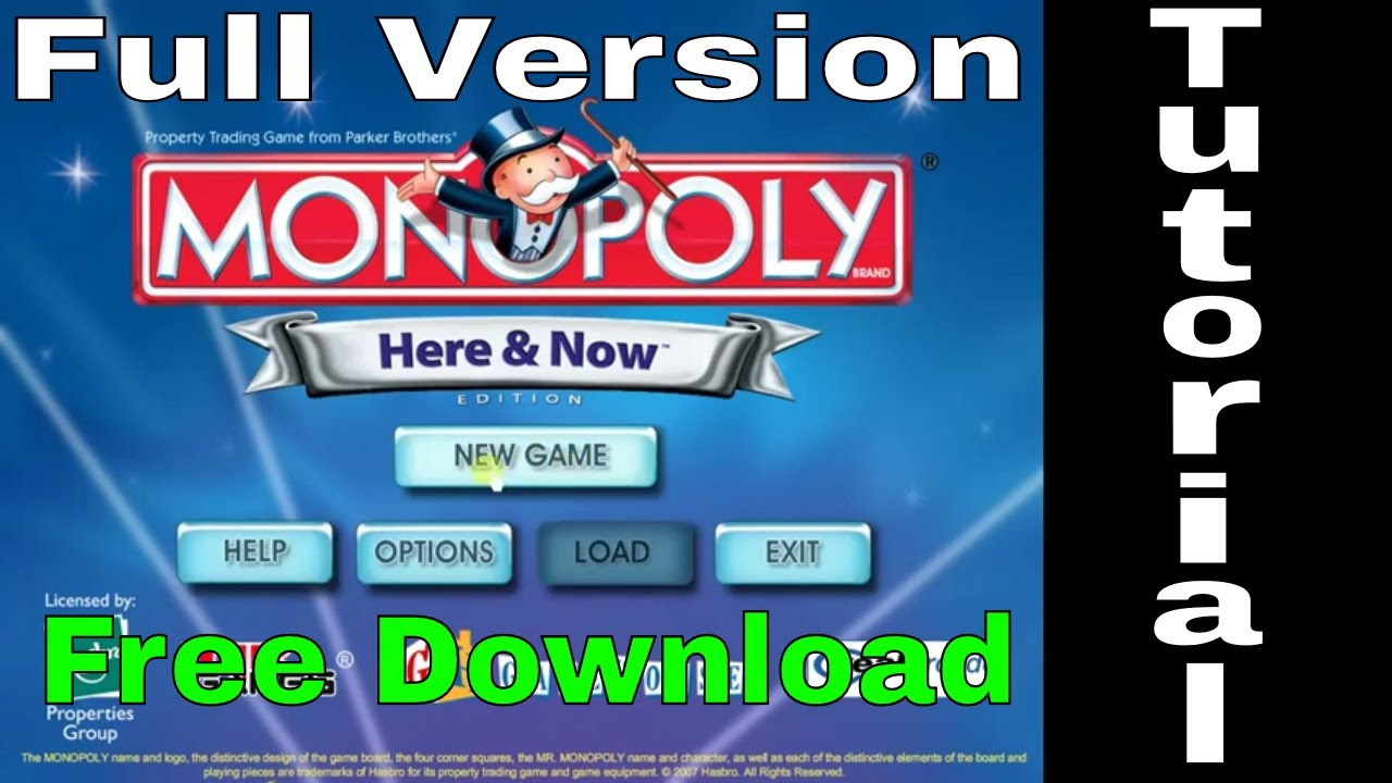 How To Download Monopoly Here And Now Full Version No