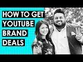 How to Get Brand Deals and Sponsorships with a Small Channel — Alejandro Reyes Interview