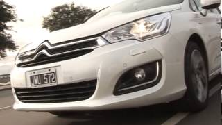 Citroën C4 Lounge Exclusive 1.6 THP y 1.6 HDI - Test - Matías Antico