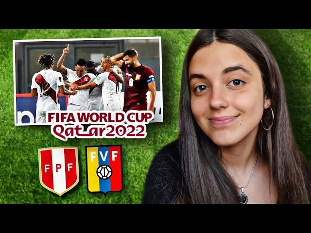 PERÚ VS VENEZUELA   Reacción de HINCHA URUGUAYA   Eliminatorias Qatar 2022