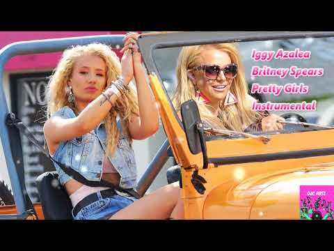 Britney Spears Ft Iggy Azalea Pretty Girls Filtered Instrumental