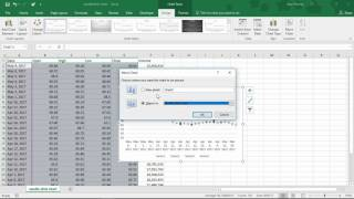 Create a Candlestick Stock Chart (Open-High-Low-Close) in Excel