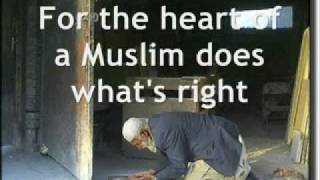 the heart of a muslim by zain bhikha -- with lyrics