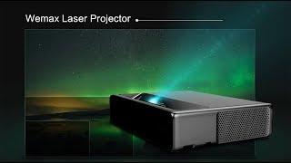 xiomi wemax projector brightness test