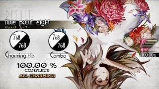 【Deemo】nine point eight (Hard) 100.00% AC