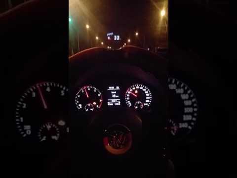 Jetta 1.4 tsi night test