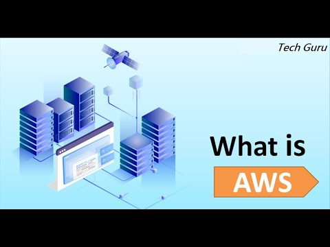 💻 What is AWS | Introduction To Amazon Web Services 📖 | AWS Tutorial For Beginners