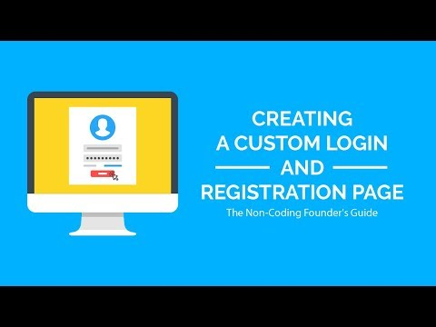 Create A Custom Member Profile Registration Page - Custom Client Registration - Wix Code Tutorial