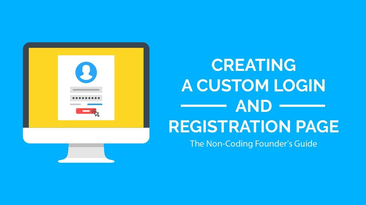Create A Custom Member Profile Registration Page - Custom Client Registration - Wix Code Tutorial image