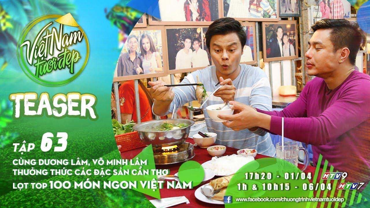 Teaser | Dương Lâm liên hoàn chửi, tố Võ Minh Lâm ở dơ khi cùng nhau về Cần Thơ | Việt Nam Tươi Đẹp