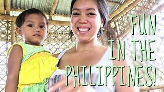 IT'S MORE FUN IN THE PHILIPPINES! - August 09, 2016  -  ItsJudysLife Vlogs