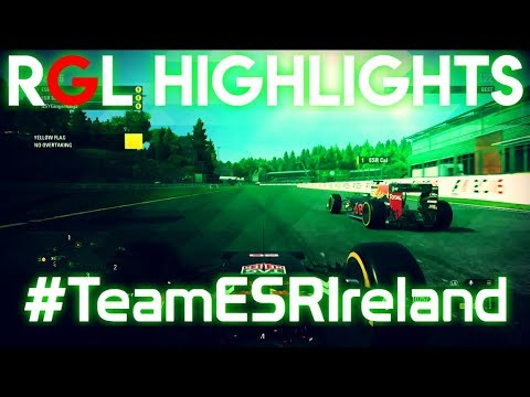 IRISH CIVIL WAR | F1 2016 RGL Season 2 - Belgium