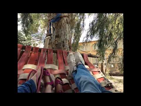 a day on the kibbutz