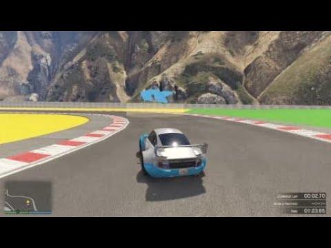 Mt Panorama Circuit in GTAO