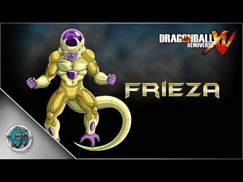Dragon Ball Xenoverse - Character Creation: Frieza Gold Form