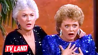 The Golden Girls' Most Outrageous Moments (Compilation) | TV Land