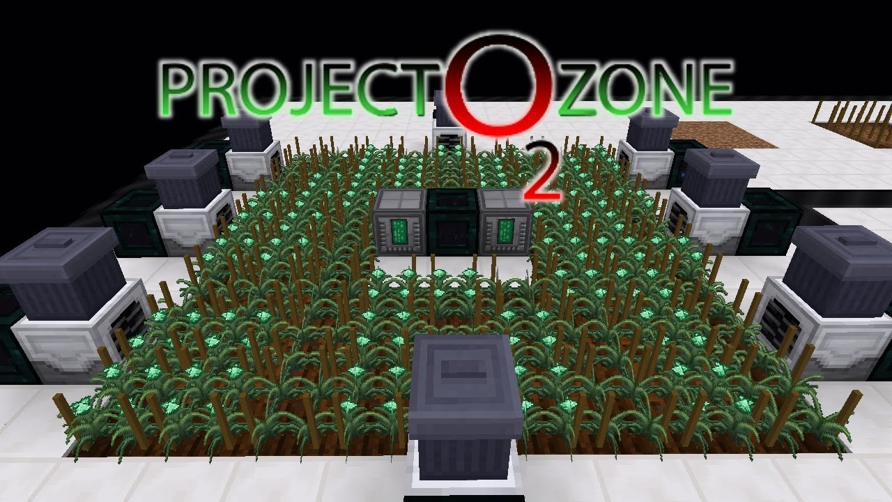 Project Ozone 2 Kappa Mode - IMAGINARY TIME [E68] (Modded Minecraft