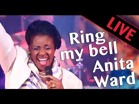 Anita Ward  Ring My Bell   dans les années bheur