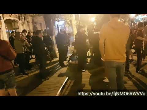 День Города Херсон, Суворова Полиция против Молодежи.