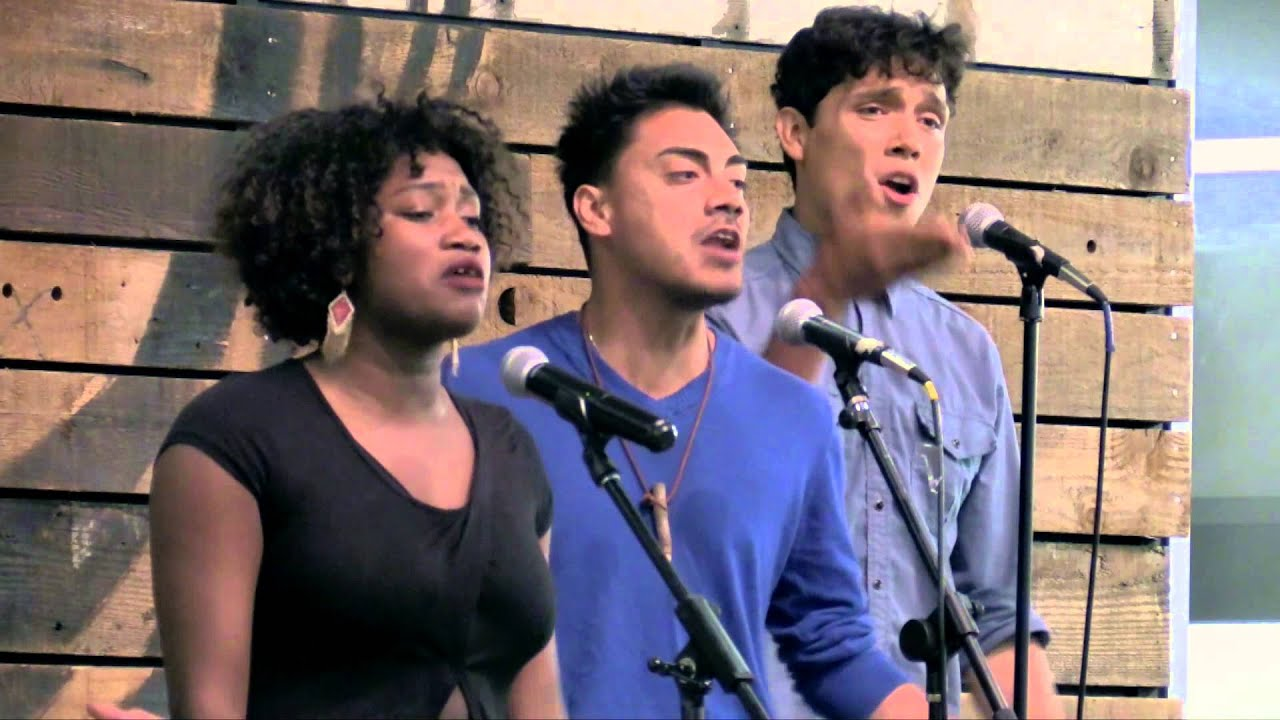 2015 National Poetry Slam Semi-Finals Impact HUB