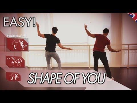 Shape of You | EASY Choreography