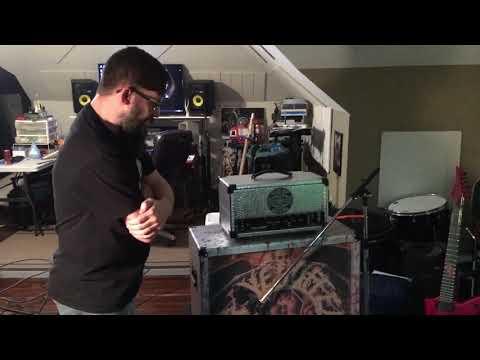 Gravehuffer guitar rig rundown