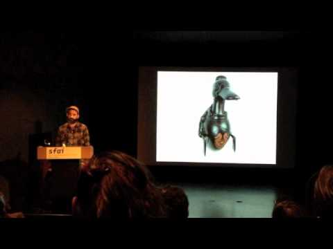 Jeremy Fish at SFAI- May 2, 2012